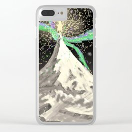 Gathering of Lights Clear iPhone Case