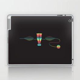 Knee-Socks Laptop & iPad Skin