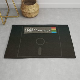 Ready to get Loaded (disc) Rug