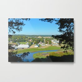 Decorah Iowa Metal Print