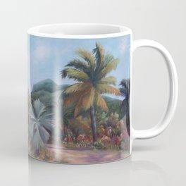 Souvenir from Mauritius Coffee Mug