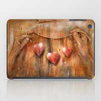 hearts iPad Cases featuring Hearts ! by teddynash