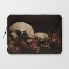 The Ripened Wisdom of the Dead Laptop Sleeve