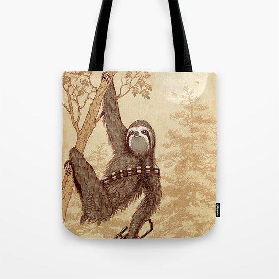 SlothWars Tote Bag