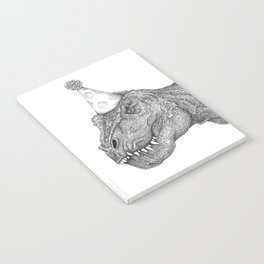 Party Dinosaur Notebook