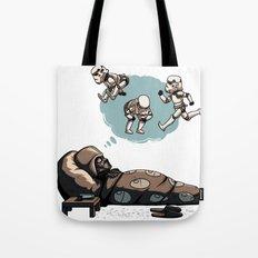 Darth dream Tote Bag