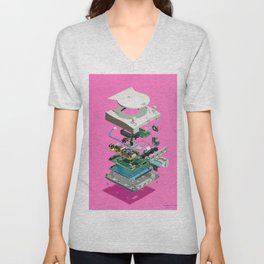 Assembly Required 13 Unisex V-Neck