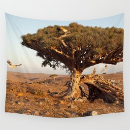 Socotra — dreams of the Lost Paradise Wall Tapestry