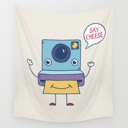 Instant Happy Wall Tapestry