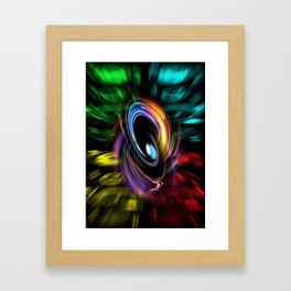 Abstract perfection 46 Framed Art Print
