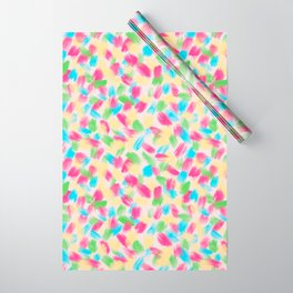 01 Loose Confetti Wrapping Paper