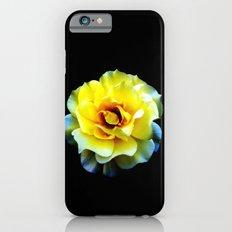 Blossom... (Yellow) Slim Case iPhone 6s