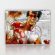 Boxing: Rocky Balboa vs Drago Laptop & iPad Skin