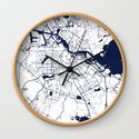 Amsterdam White on Navy Street Map by mapmaker