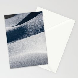 Calm - Winter Snow Drifts - 73/365 Stationery Cards