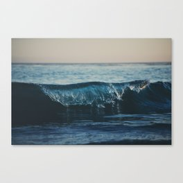 the wave ... Canvas Print