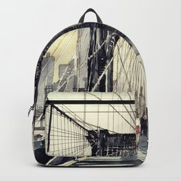 Brooklyn Bridge Backpack