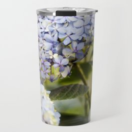 Hydrangeas of my garden Travel Mug