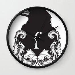 f-rook Wall Clock