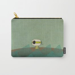 Little Green Pirate Carry-All Pouch