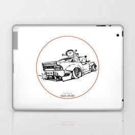Crazy Car Art 0007 Laptop & iPad Skin