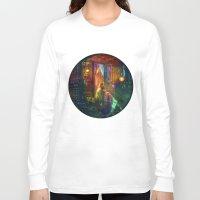 gypsy Long Sleeve T-shirts featuring Gypsy Firefly by Aimee Stewart
