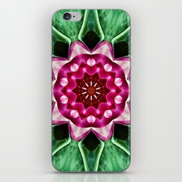 Water Lily Manipulation iPhone Skin