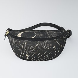 Astrology Fanny Pack