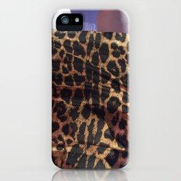 DOWNTOWN LA 4PM iPhone Case