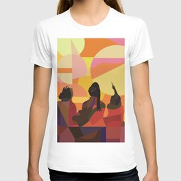 Black Girls Camp T-shirt