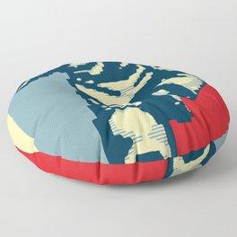 Sure-you-ken! Floor Pillow