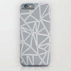 Ab Blocks Grey #2 iPhone 6s Slim Case