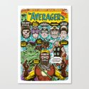 the Averagers by gimetzco
