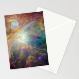 Heart of Orion Nebula Space Galaxy Stationery Cards