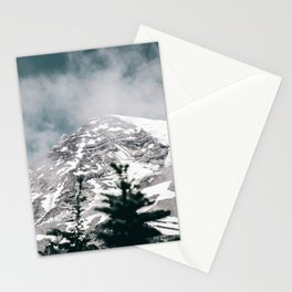 Mount Rainier IV Stationery Cards