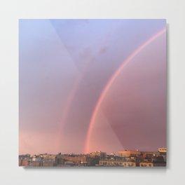 Harlem Rainbow Metal Print