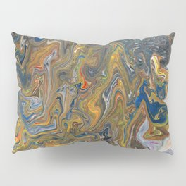 Abstract Oil Painting 23 Pillow Sham