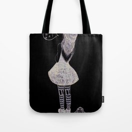 Snow? Tote Bag