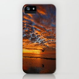Sunset.... iPhone Case