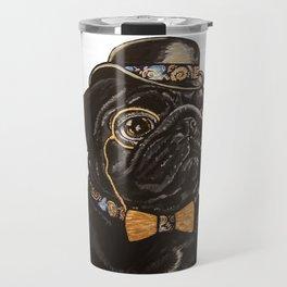 Regal Pug Travel Mug