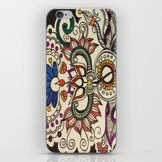 Flowers Bring Smiles iPhone & iPod Skin