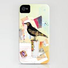 Comic Raw iPhone (4, 4s) Slim Case