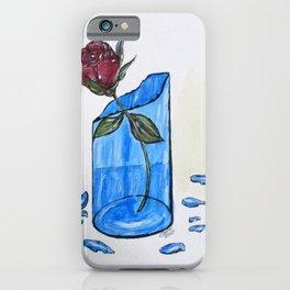 Broke Promise Rose iPhone Case
