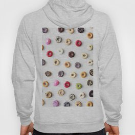 Colorful Donuts Hoody