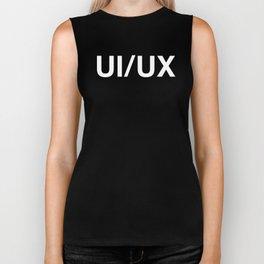 Simple UI UX Design Biker Tank