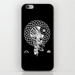 SPIRIT PATH iPhone Skin