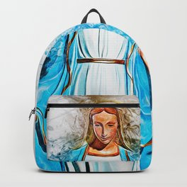 The Virgin Mary Backpack