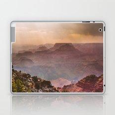 Grand Canyon Rainfall - South Rim Laptop & iPad Skin