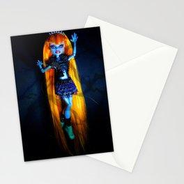 Vampire Abbey Custom doll Stationery Cards