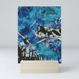 Les samouraïs / The Samourai Mini Art Print